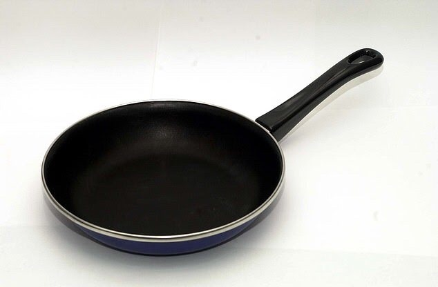 Chemicals In Non Sticky Pots Frying Pans Decrease Men