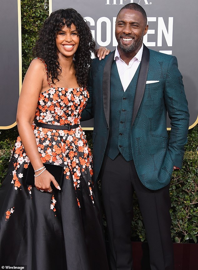 Idris Elba S Hints He Is Secretly Married To Fiancee Sabrina Dhowre After He Calls Her My Wife In Cryptic Instagram Video Wanbaba Blog