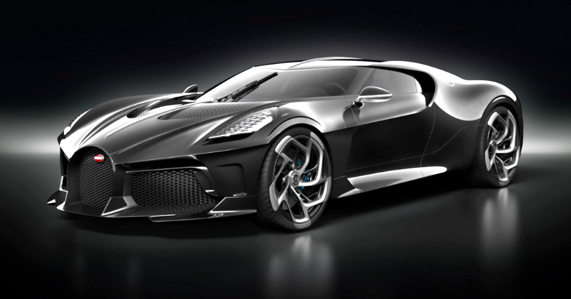 Bugatti Unveils The New Most Expensive Car Ever Built With